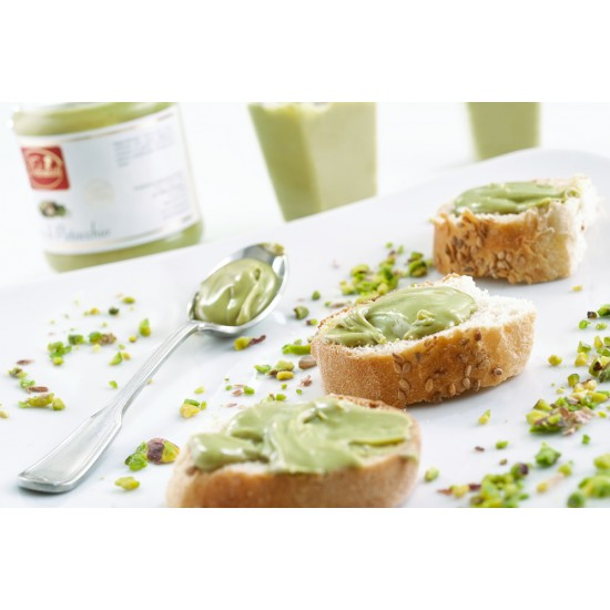 Crema di Pistacchio Spreads and Pestos