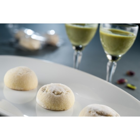 Delizie al Pistacchio Traditional Bronte Sweets