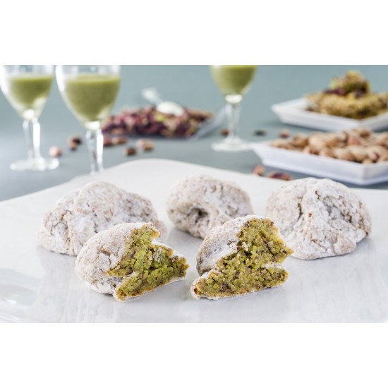 Paste di Pistacchio Traditional Bronte Sweets