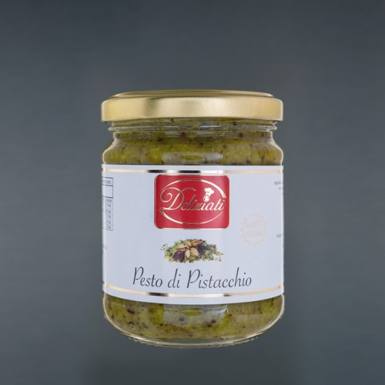 Pesto di Pistacchio Spreads and Pestos