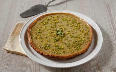 Cheesecake al pistacchio di Bronte