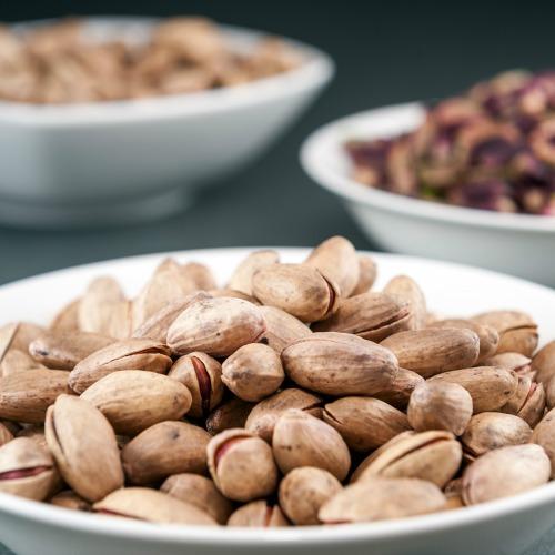Il pistacchio migliora il sistema circolatorio